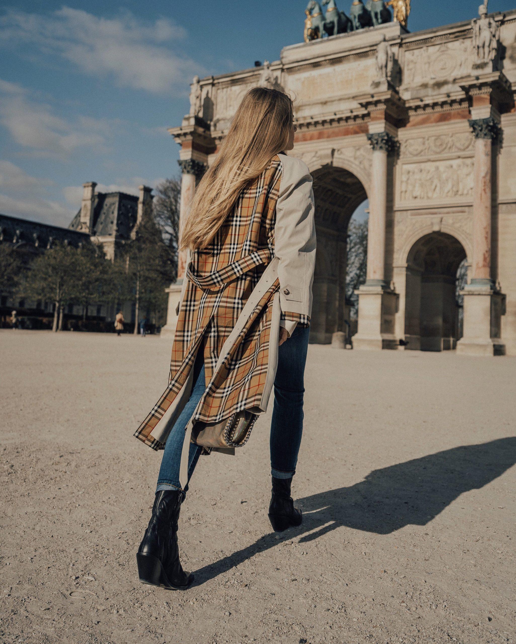 10 der schönsten Fotolocations in Paris, Arc de Triomphe du Carrousel, 7