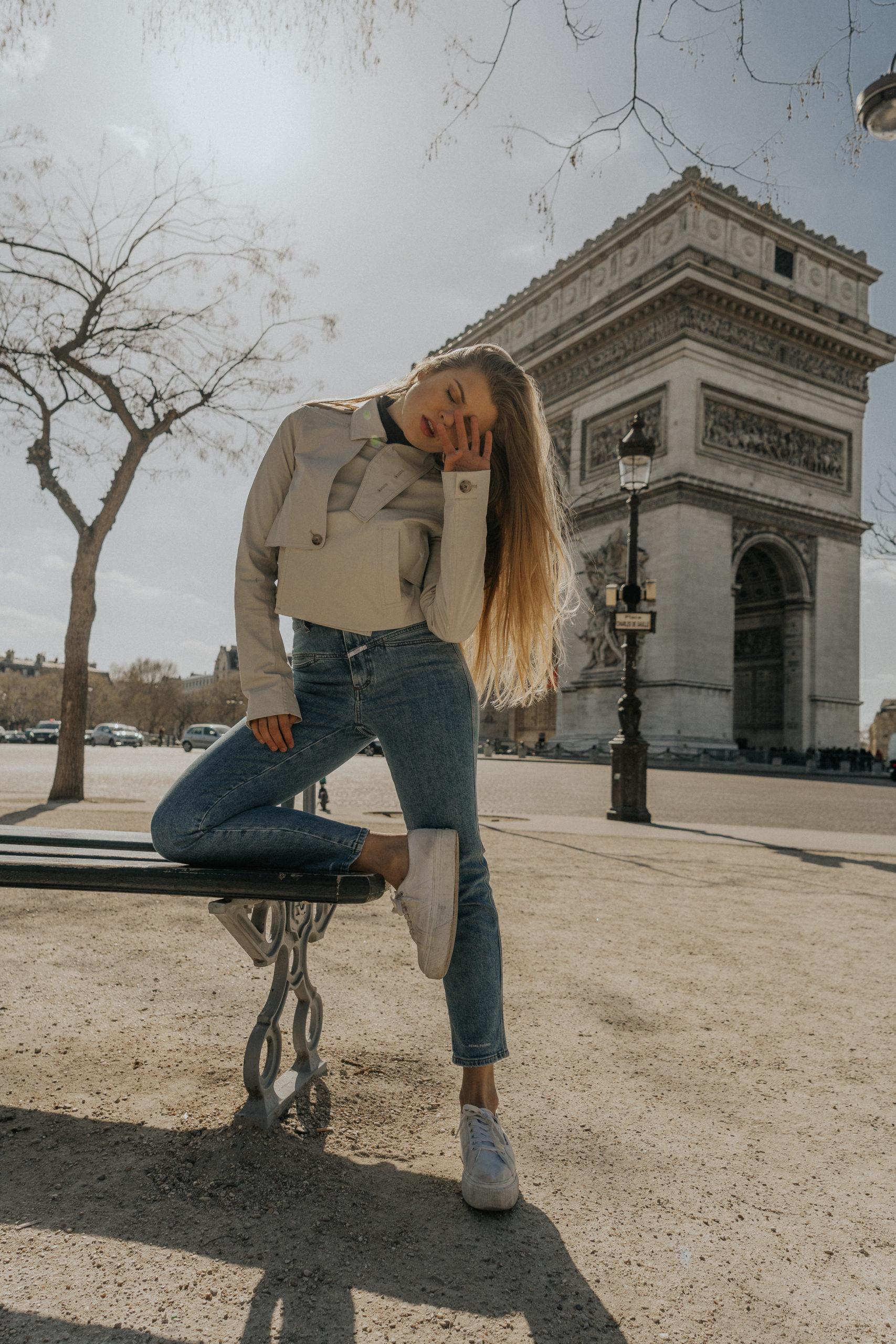 10 der schönsten Fotolocations in Paris, Arc de Triiomphe, 16