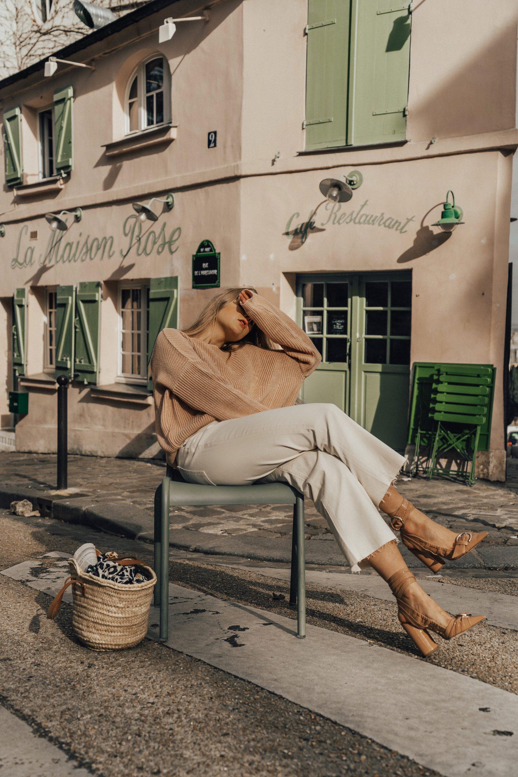 10 der schönsten Fotolocations in Paris, Maison du Rose, 14