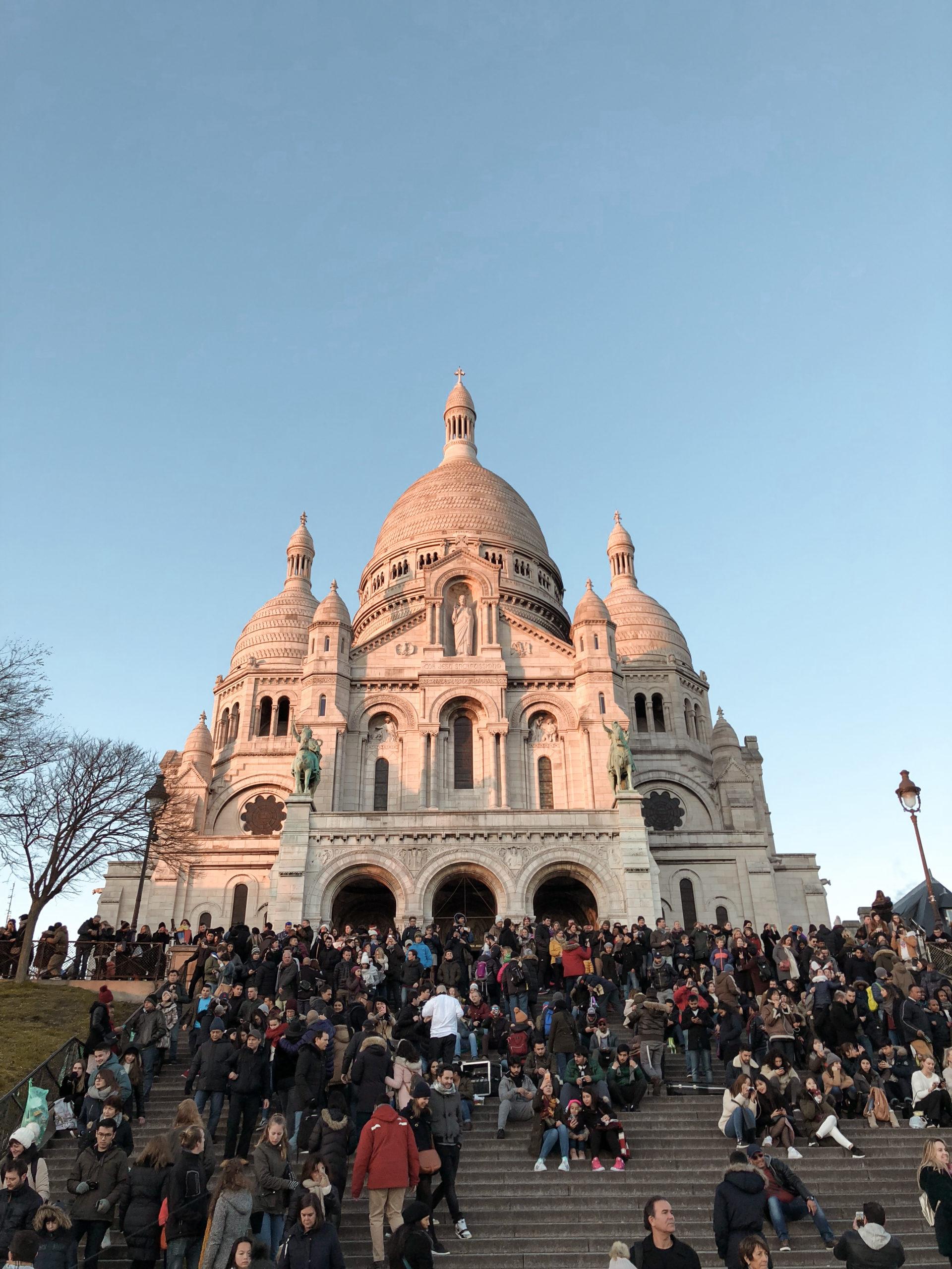 Montmartre: 5 Tipps für das wohl schönste Viertel in Paris, Saure Coeur, 2
