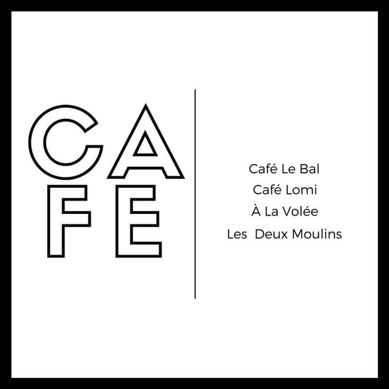 Montmartre: 5 Tipps für das wohl schönste Viertel in Paris, Cafe, 3