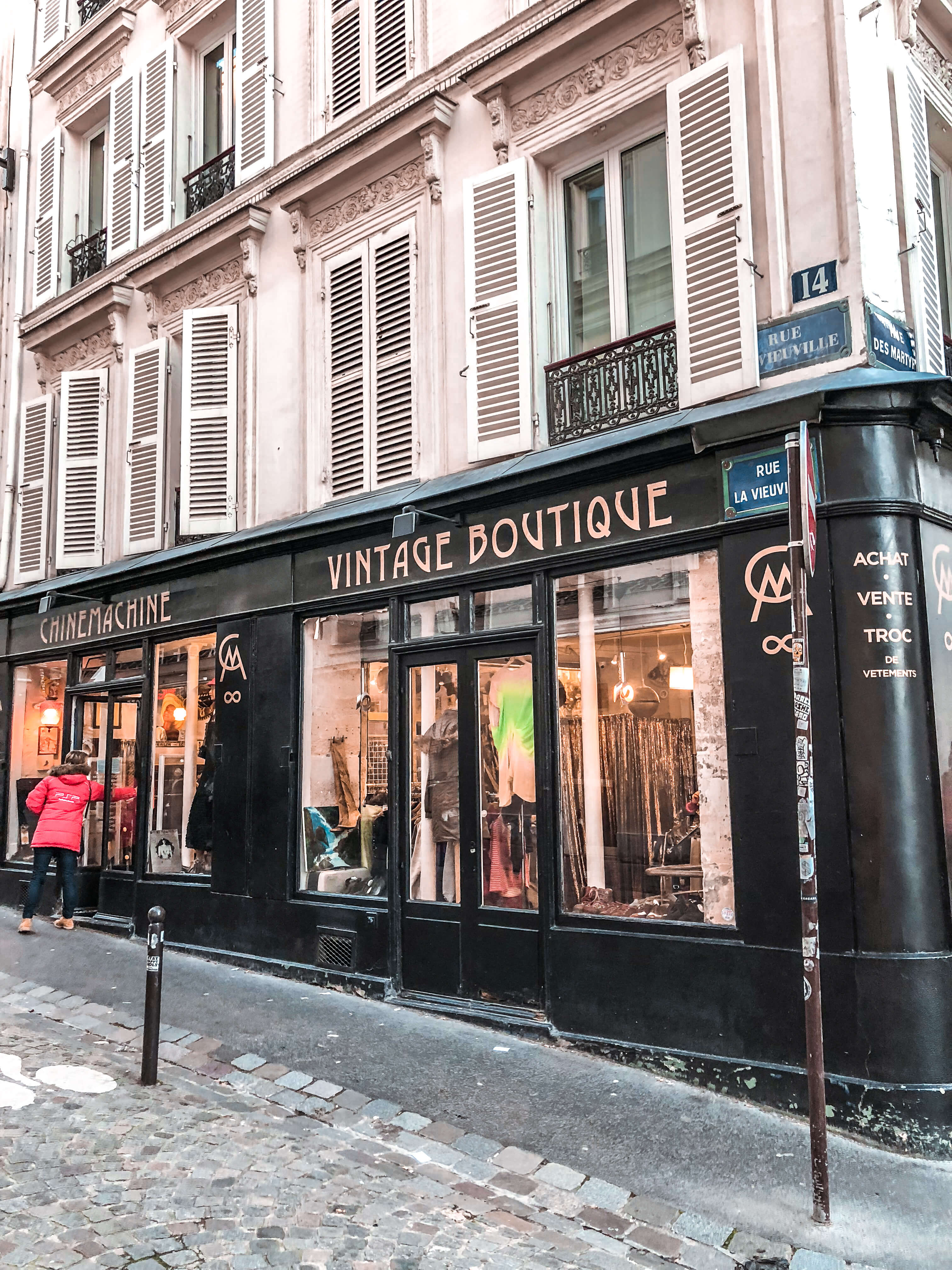 Montmartre: 5 Tipps für das wohl schönste Viertel in Paris, Chine Machine, 3