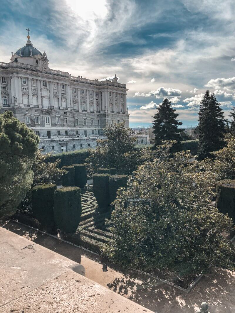 things to do, madrid, palacio real, without