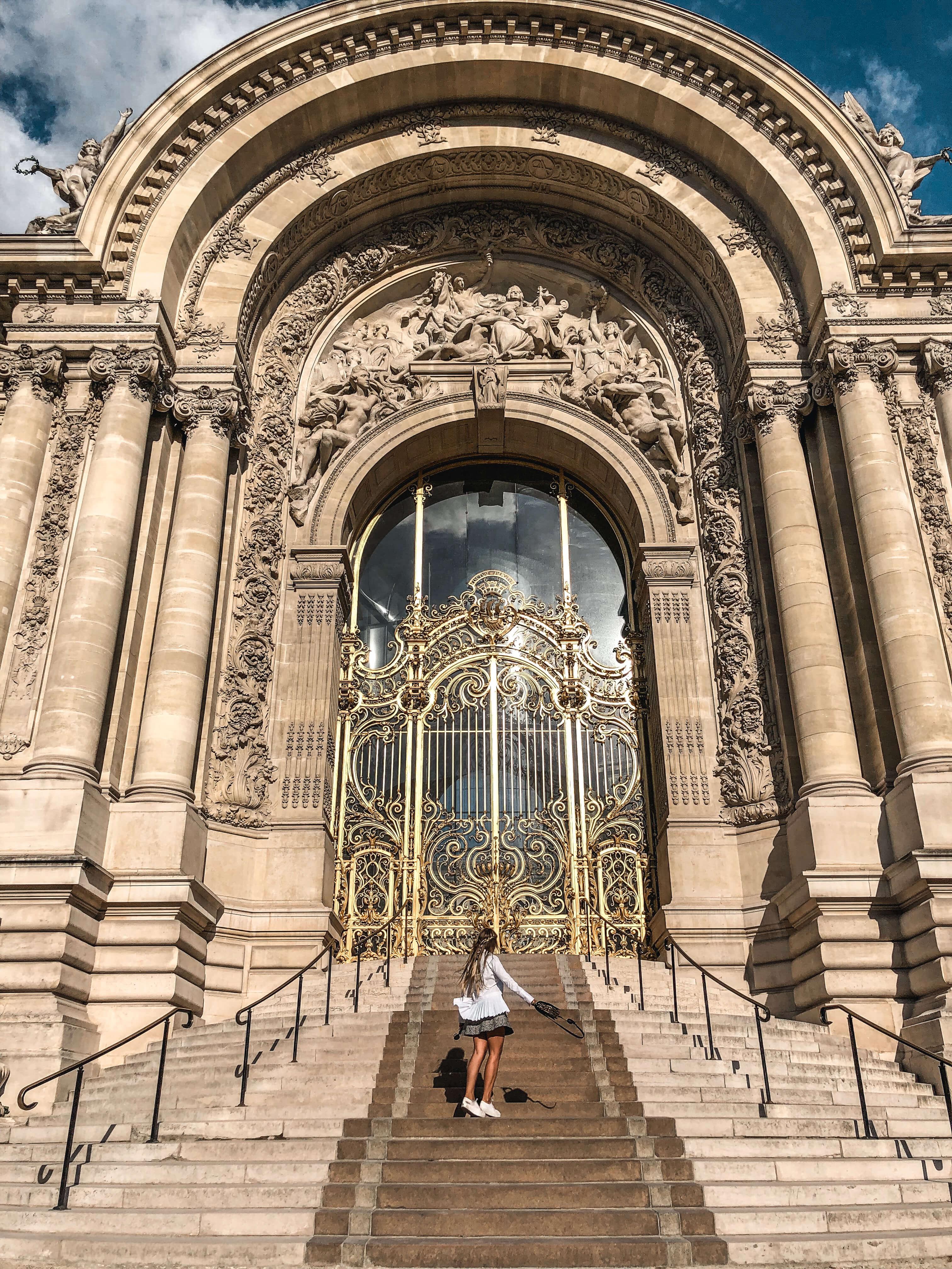 Fotolocations in Paris, Petit Palais Paris