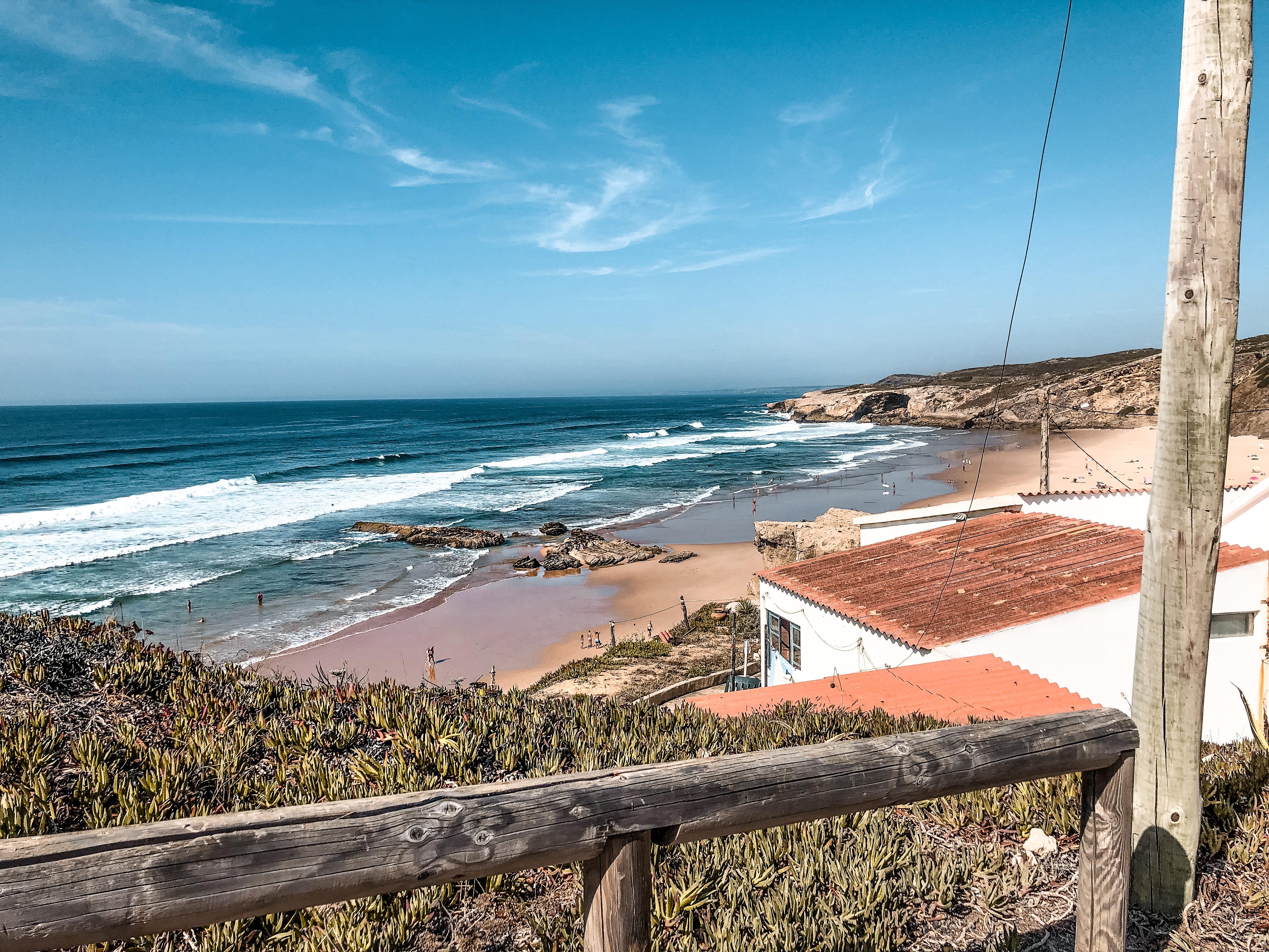 Roadtrip Portugal, Monte Clerigo, 15