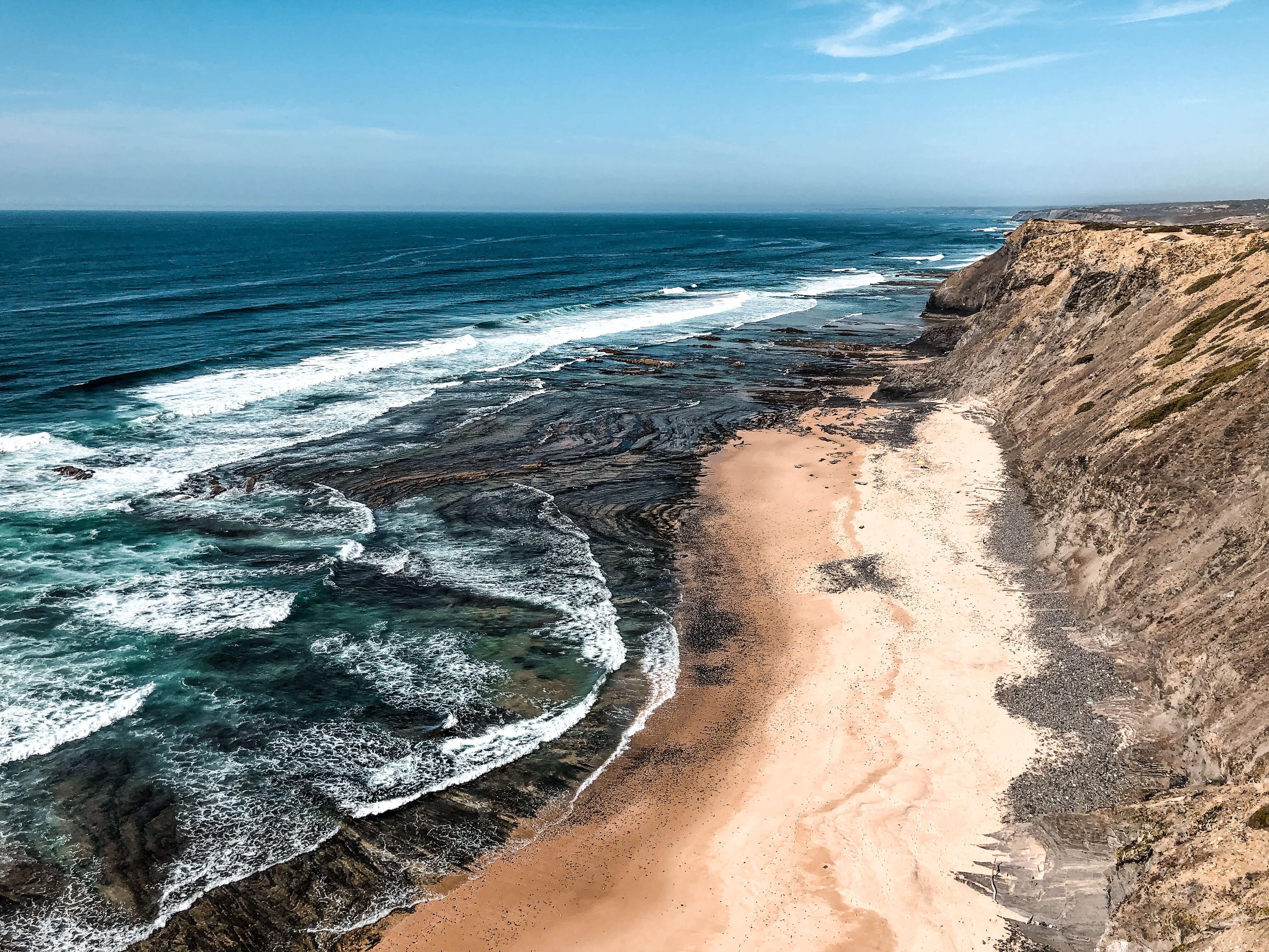 Roadtrip Portugal, Praia da Fateixa, 17