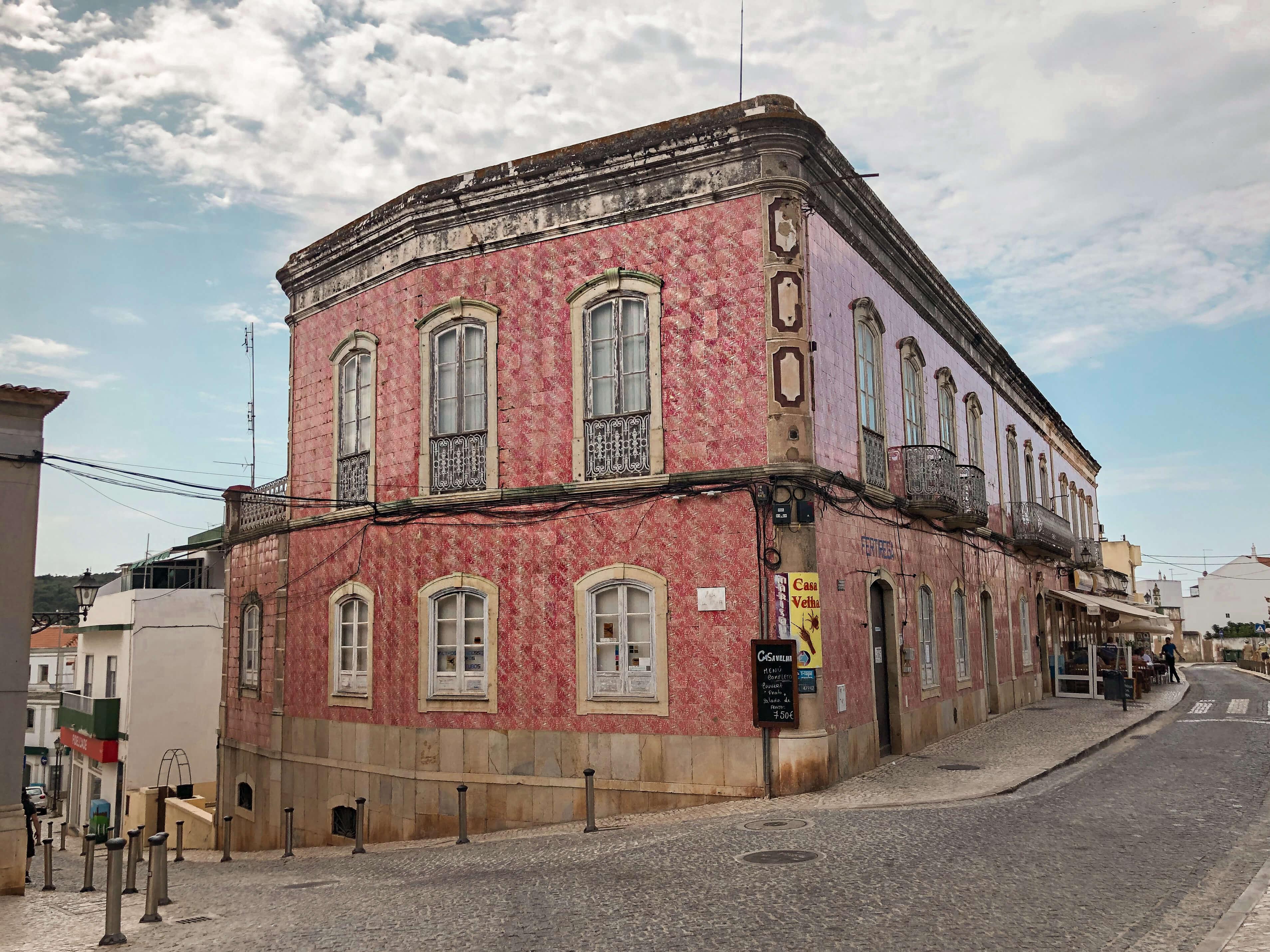 Roadtrip Portugal, Silves, Architektur