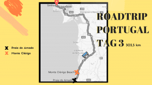 Roadtrip Portugal, Route Tag 3, 21