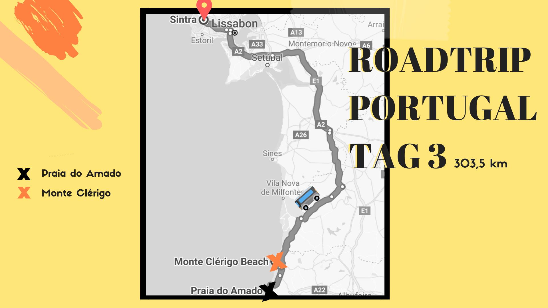 Roadtrip Portugal, Route Tag 3, 21