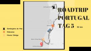 Roadtrip Portugal, Route Tag 5, 23