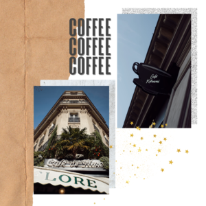 3 angesagte Cafes in Paris die die Fashion Crowd liebst, Collage, 1