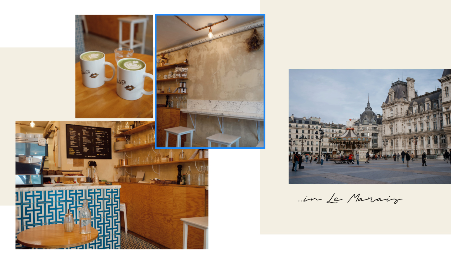 3 angesagte Cafes in Paris die die Fashion Crowd liebst, Ob La Di, 11