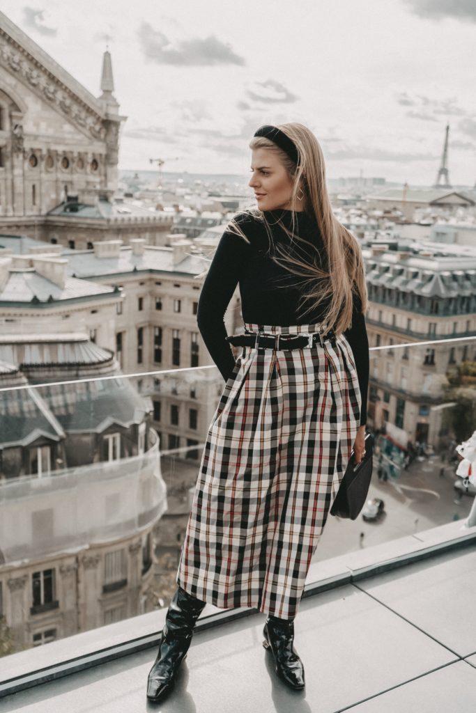 Eiffelturm Bilder, Die 15 schönsten Fotolocations in Paris, Galeries LaFayette