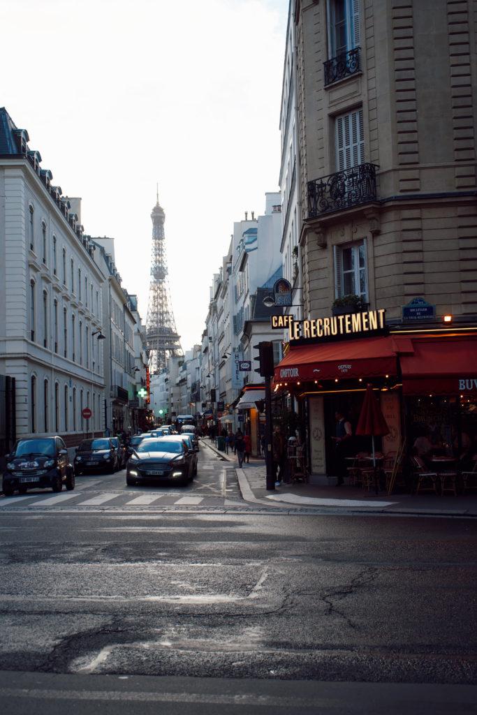 Eiffelturm Bilder, Die 15 schönsten Fotolocations in Paris, Rue St. Dominique
