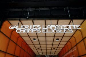 Die 4 besten Kaufhäuser in Paris, Paris Shopping Guide 2020, Galeries Lafayette, 10