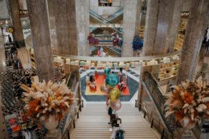 Die 4 besten Kaufhäuser in Paris, Paris Shopping Guide 2020, Galeries Lafayette, 12