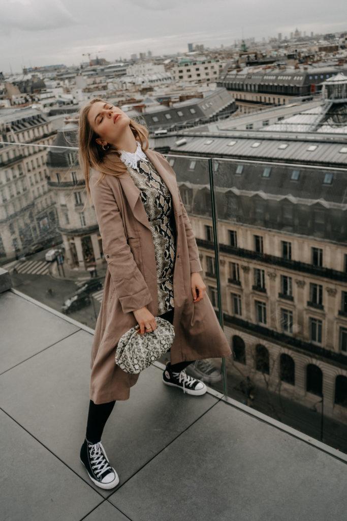Shopping in Paris, Galeries Lafayette, Aussichtsplattform, Fotolocations in Paris, 5