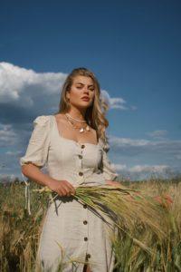 Sommerkleider Must Haves für den French Chic, Button Front Dress, 7