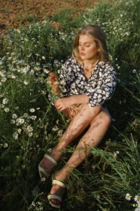 Sommerkleider Must Haves für den French Chic, Floral Dress, 1