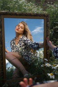Sommerkleider Must Haves für den French Chic, Floral Dress, 2