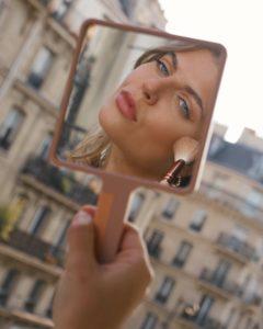 Make Up Routine der Französinnen, Bronzer, Blush, 2
