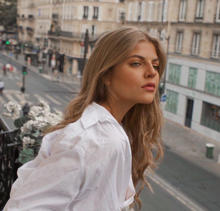 Der französische Stil, Moderegeln der Pariserinnen, Titelbild