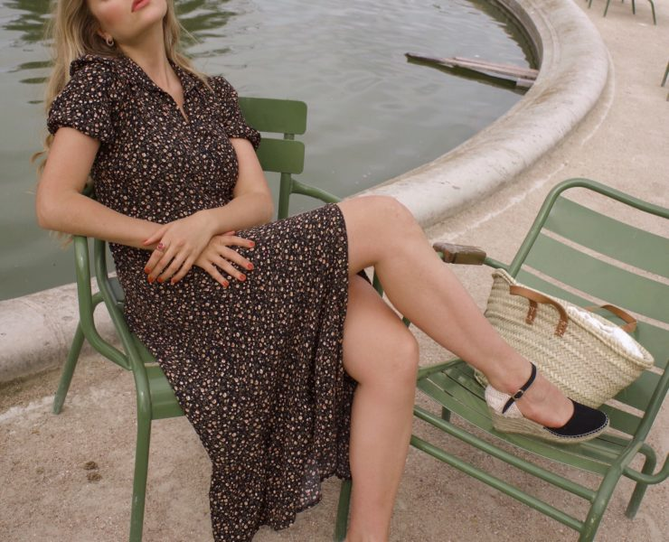 """French Sommer Lookbook: 5 """"Parisian Chic"""" Sommer Outfits"""