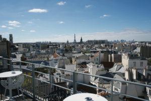 Paris von oben Die schönsten 10 Aussichtspunkte in Paris, 43 Up on the roof, 6