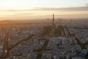 Paris von oben Die schönsten 10 Aussichtspunkte in Paris, Titelbild