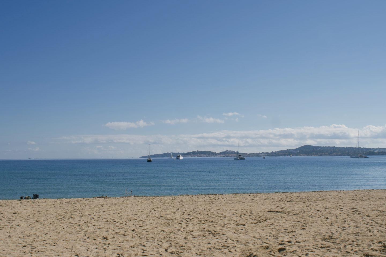 Strand von Saint Tropez, Ramatuelle