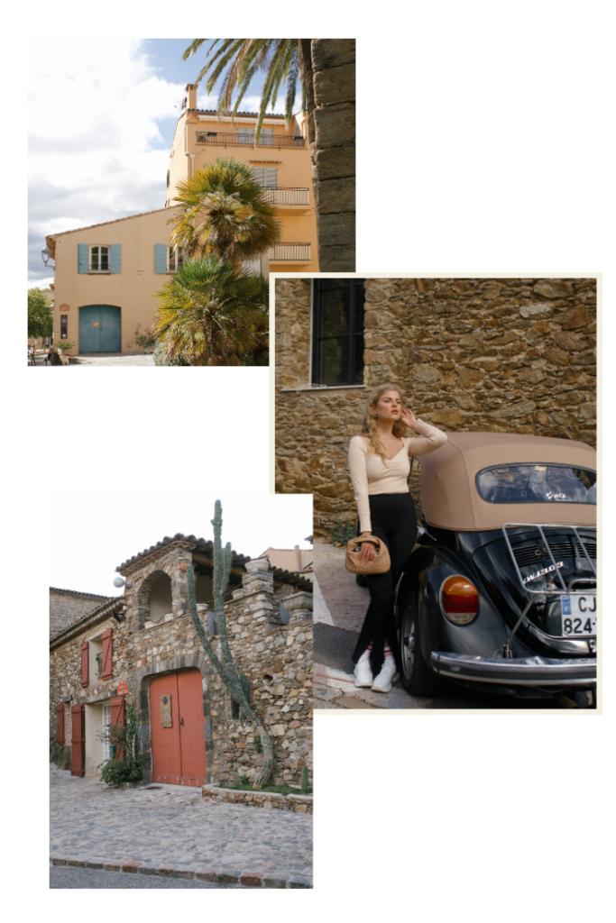 Grimaud das Juwel der französischen Riviera, Grimaud Village, 12