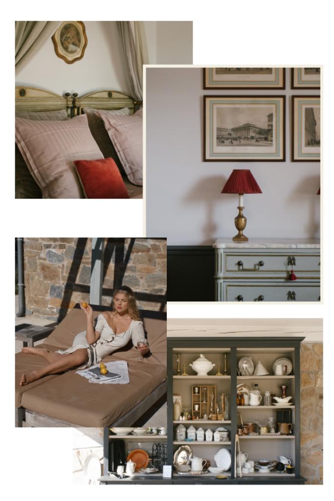 Eindrücke im Hotel Les Aurochs in Grimaud