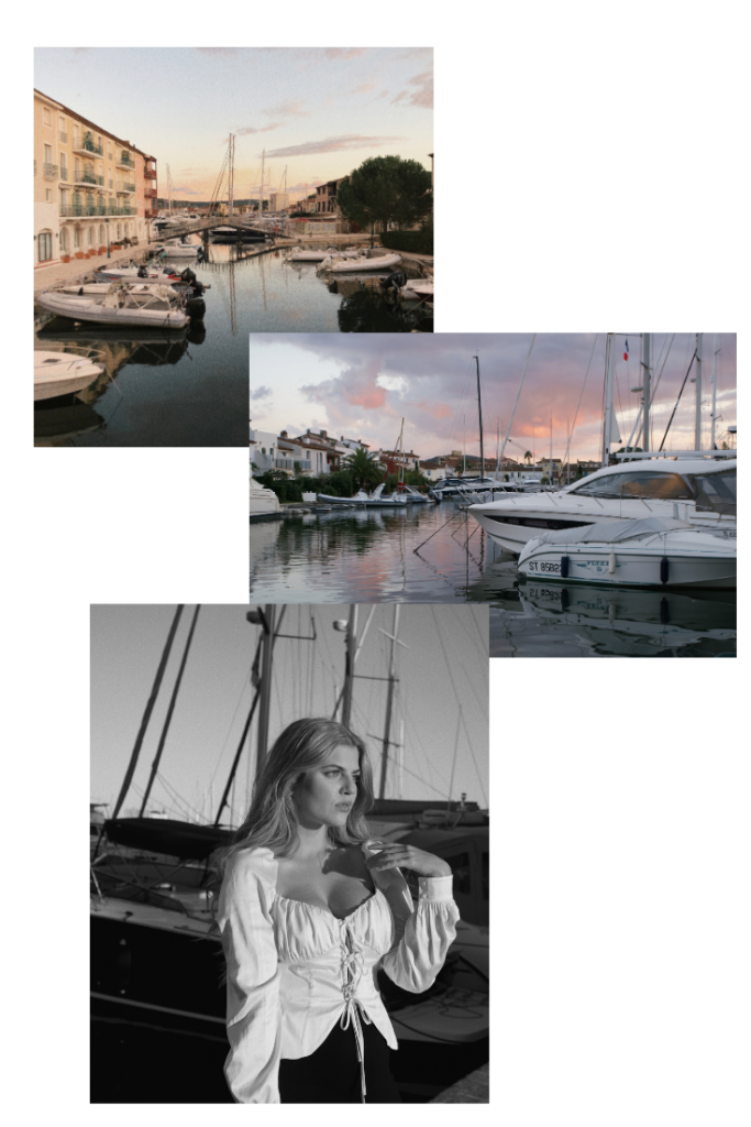 Eindrücke vom Port Grimaud