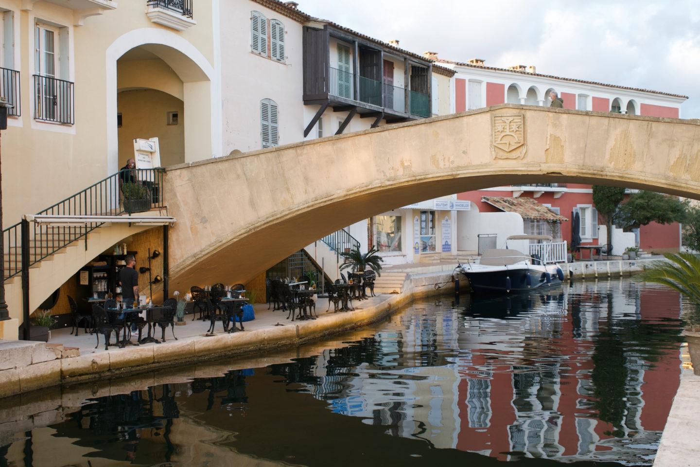 Die Pizzeria an der Rialto Brücke