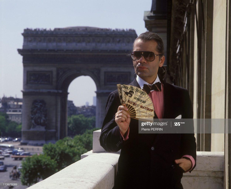 Karl Lagerfeld Sprüche,Geld, 9