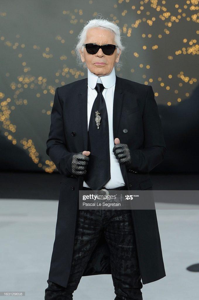 Karl Lagerfeld Sprüche, Mode, 2