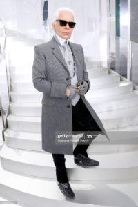 Karl Lagerfeld Sprüche, eigene Person, 5