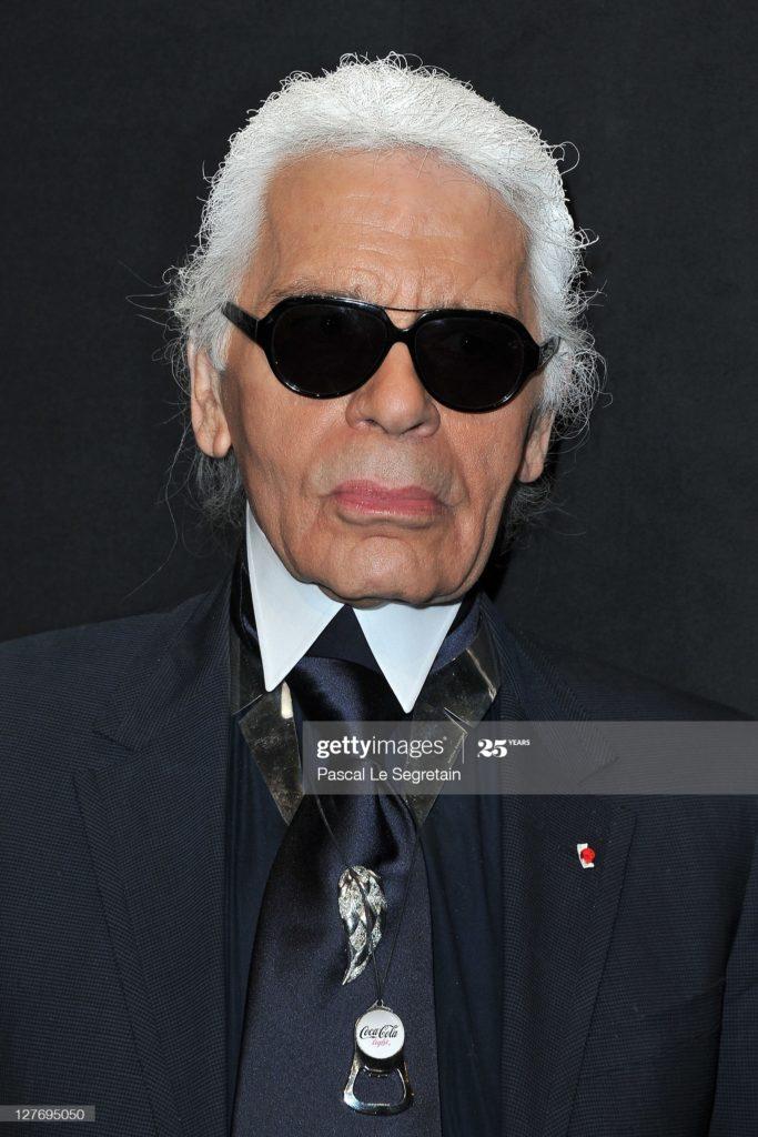Karl Lagerfeld Sprüche, eigene Person, 4