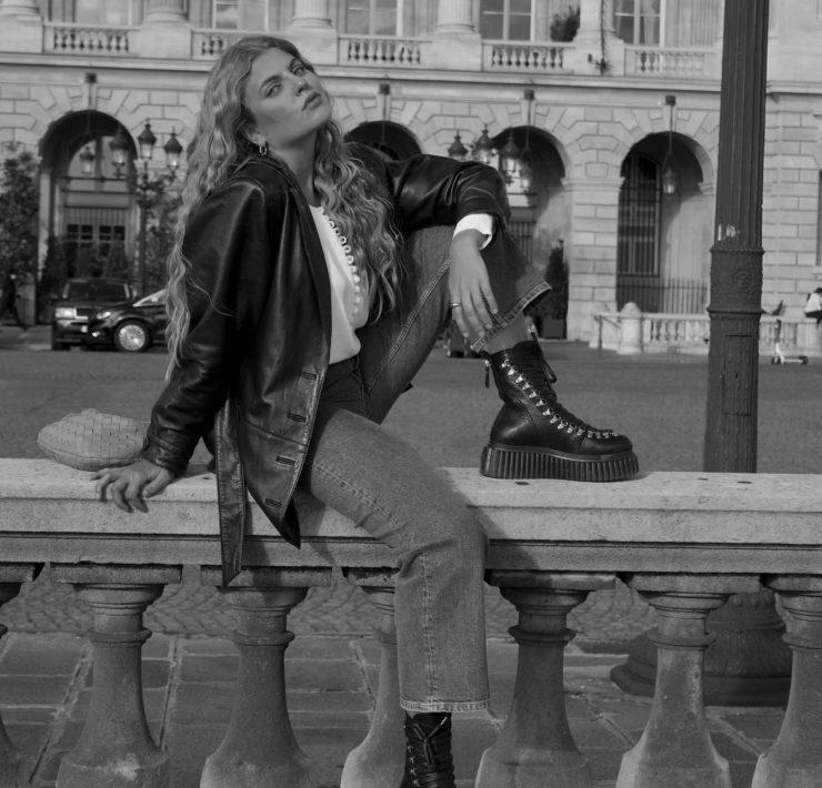 Welche Schuhe tragen Französinnen im Winter, Beitragsbild