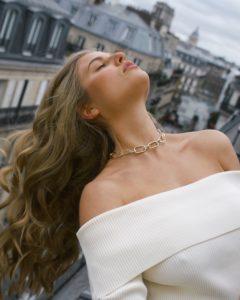 French Girl Haarroutine, Beitragsbild
