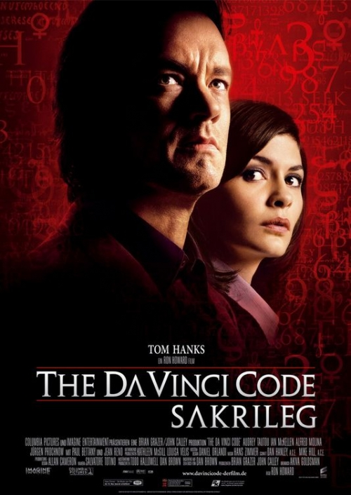 Paris Film, Da Vinci Code, Sakrileg