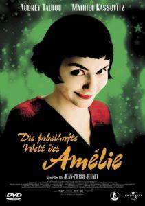Filme die in Paris spielen, die Fabelhafte Welt der Amelie
