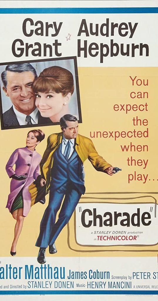 Filme die in Paris spielen, Charade