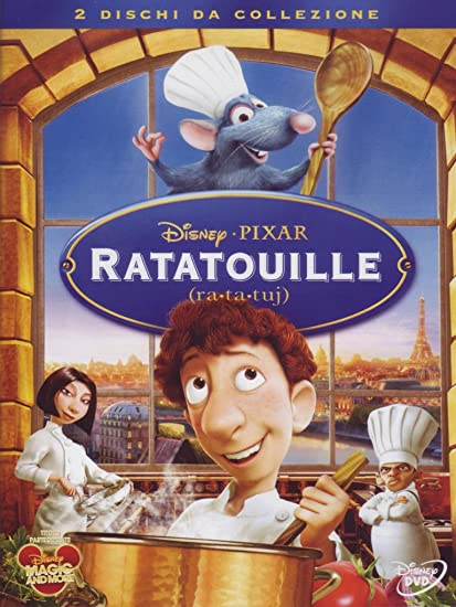 Filme die in Paris spielen, Ratatouille