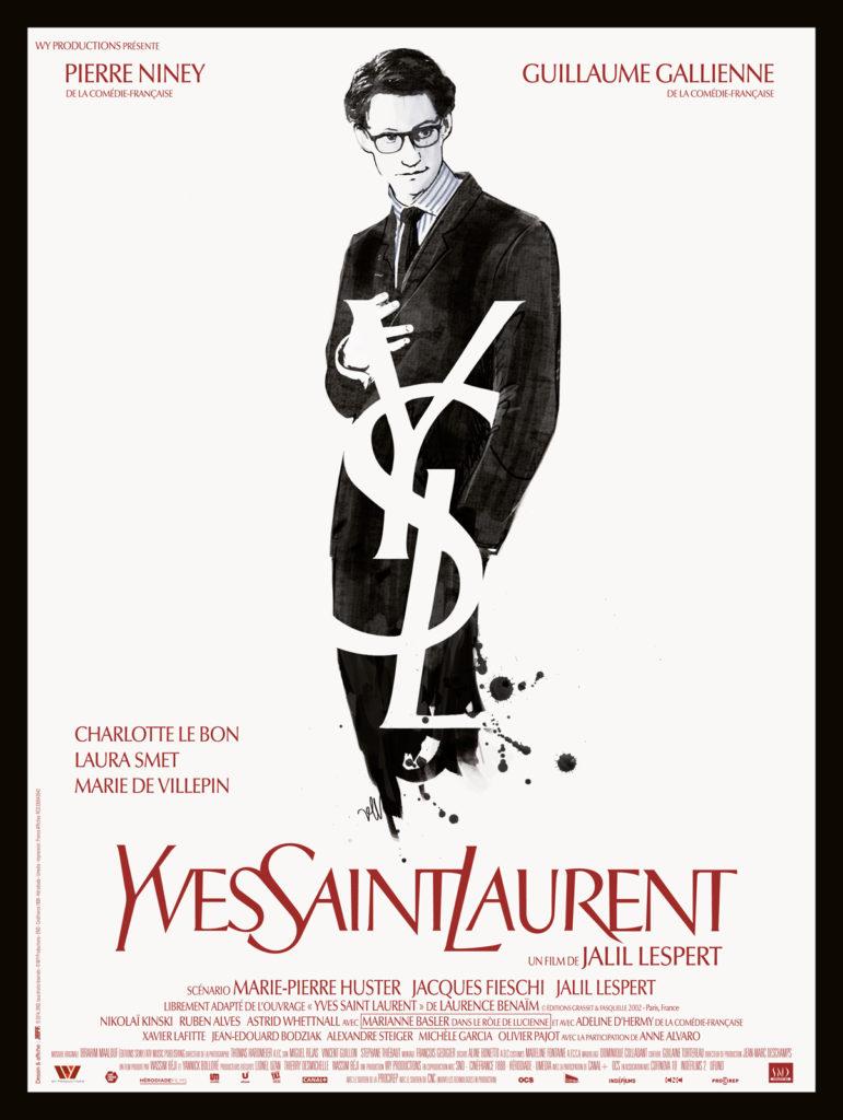 Paris Film, Yves Saint Laurent
