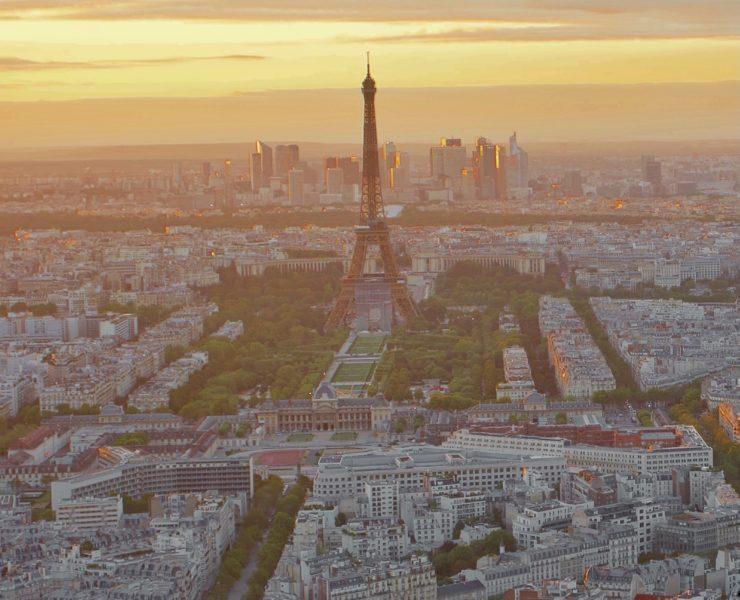 Top 25 Sehenswürdigkeiten in Paris