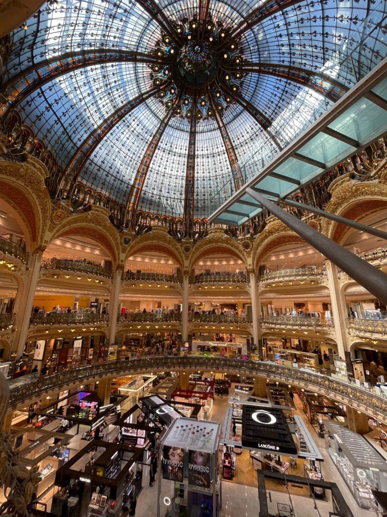 Top 25 Sehenswürdigkeiten in Paris, Galeries Lafayette