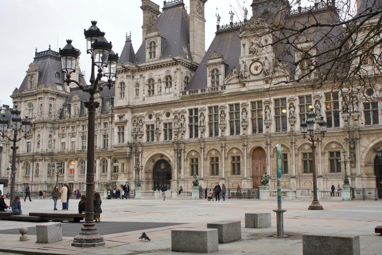 Top 25 Sehenswürdigkeiten in Paris, Hotel de Ville