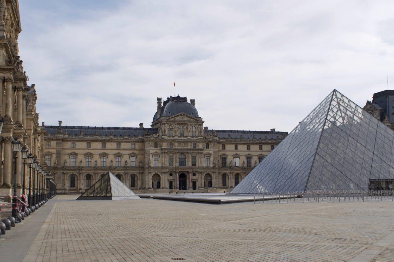 Top 25 Sehenswürdigkeiten in Paris, Louvre