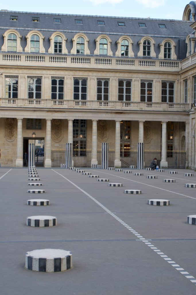op 25 Sehenswürdigkeiten in Paris, Palais Royal